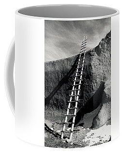 Ladder To The Sky Coffee Mug