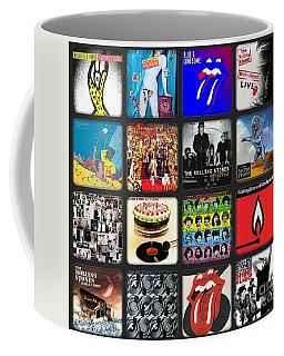 Ladies And Gentlmen The Rolling Stones Coffee Mug