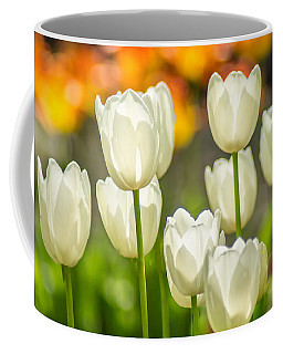 Ladies In White Coffee Mug