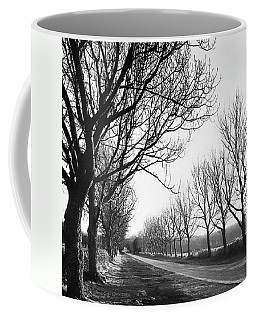 Lady Anne's Drive, Holkham Coffee Mug