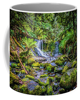 Lady Barron Falls     Ed Coffee Mug