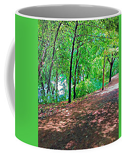 Lady Bird Trail Coffee Mug