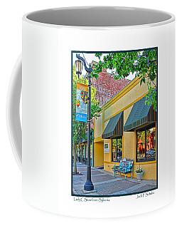 Lady C Storefront-sylvania Coffee Mug