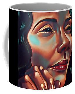 Lady Coretta Coffee Mug