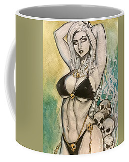 Lady Death Coffee Mug