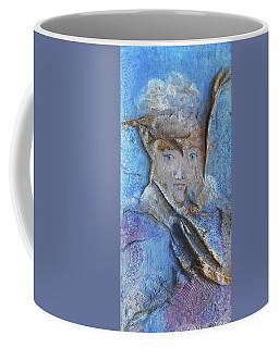 Lady In Lace Coffee Mug