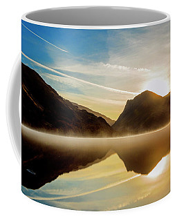Lady In The Lake Coffee Mug