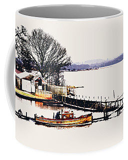 Coffee Mug featuring the photograph Lady Jean by Jeremy Lavender Photography