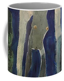Lady Long Arms Coffee Mug
