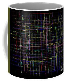 Lady Midnight Tonight Will Be Fine Coffee Mug by Danica Radman