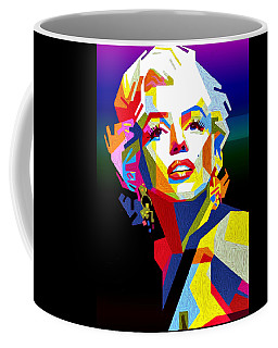 Lady Monroe Coffee Mug