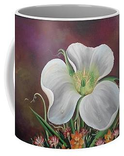 Lady Moon Coffee Mug