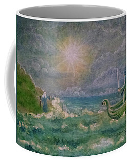Lady Of The Lake Coffee Mug