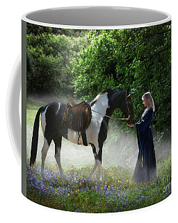 Lady Of The Morning Coffee Mug