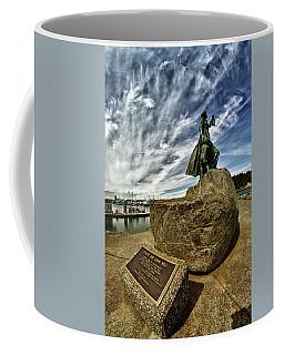 Lady Of The Sea Coffee Mug