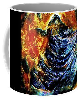Lady Of The Shell Coffee Mug