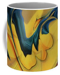 Lady On The Lake Coffee Mug