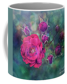 Lady Rose Coffee Mug