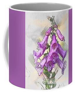 Lady's Glove Coffee Mug