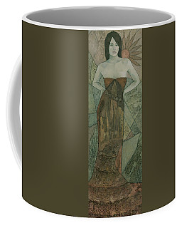 Laelia Coffee Mug by Steve Mitchell