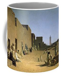 Laghouat In The Algerian Sahara Coffee Mug