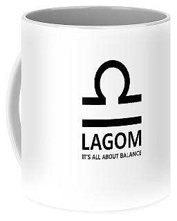 Lagom - Balance Coffee Mug
