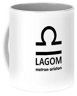 Lagom - Metron Ariston Coffee Mug