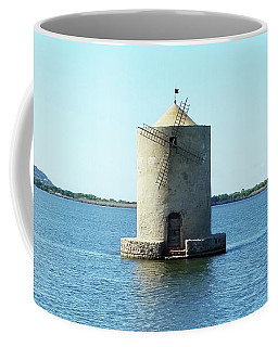 Lagoon Of Orbetello Coffee Mug