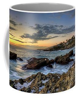 Laguna Beach Coastline Coffee Mug