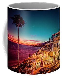Coffee Mug featuring the photograph Laguna Riviera Beach Resort 5639 by Amyn Nasser
