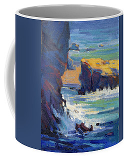 Laguna Rocks Coffee Mug