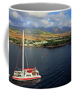 Lahaina By Sea Coffee Mug