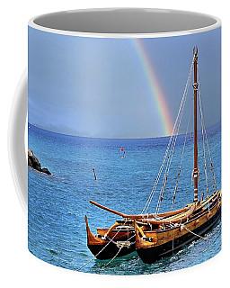 Lahaina Harbor Coffee Mug