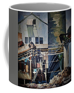 Lahaina Sugar Mill Coffee Mug