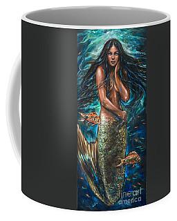 Lailani Mermaid Coffee Mug