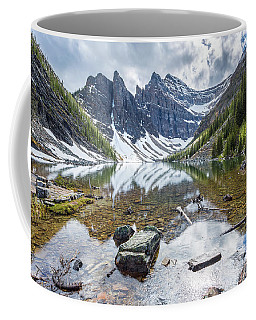 Lake Agnes Coffee Mug