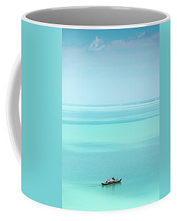 Lake Balaton Coffee Mug by Steven Richman
