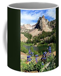 Lake Blanche And Sundial Peak Coffee Mug