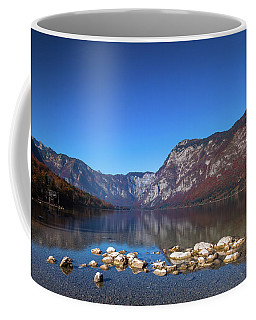 Lake Bohinj Coffee Mug