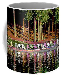 Lake Chairs Coffee Mug