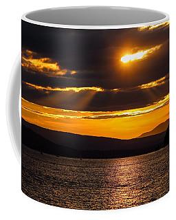 Lake Champlain Sunset Coffee Mug