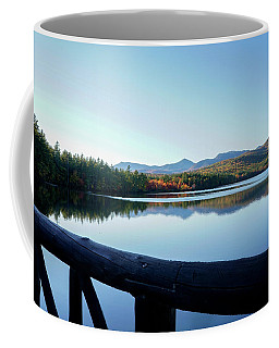 Lake Chocorua Autumn Coffee Mug