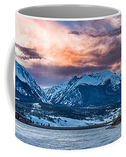Lake Dillon Coffee Mug