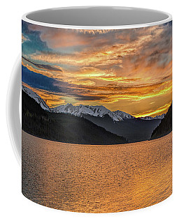 Lake Dillon Sunset Coffee Mug