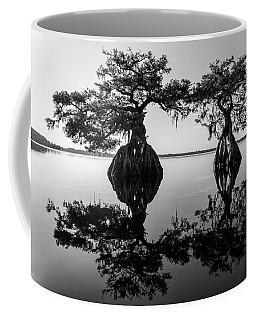 Lake Disston Old Couple Coffee Mug
