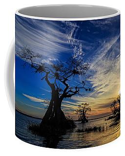 Lake Disston Sunset Coffee Mug