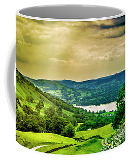 Coffee Mug featuring the photograph Lake District 6 by Wallaroo Images