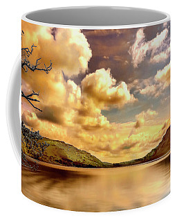 Coffee Mug featuring the photograph Lake District Uk by Wallaroo Images