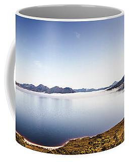 Lake Edgar Dam Southwest Tasmania Coffee Mug