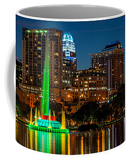 Lake Eola Fountain Coffee Mug
